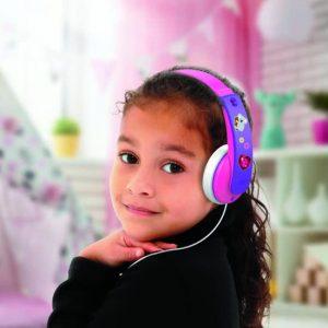 JVC HA-KD7PE – Kinderkoptelefoon – Roze