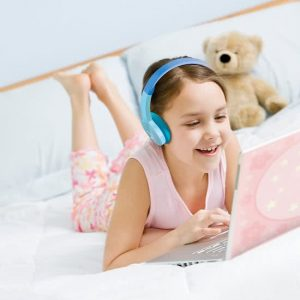 Philips SHK4000 – Kids Bluetooth Koptelefoon – Blauw