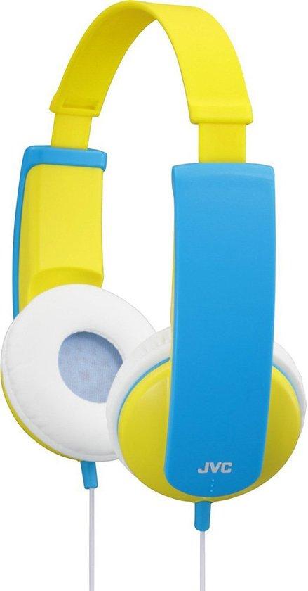 jvc-blauw-geel-kinderkoptelefoon