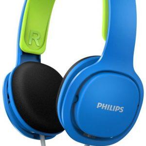Kids koptelefoon – Blauw