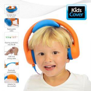 KidsCover Safe 'n Sound Kinderkoptelefoon