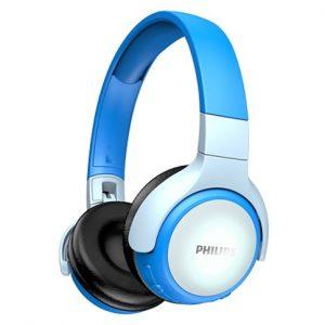Philips TAKH402BL – Draadloze kinder koptelefoon- Blauw