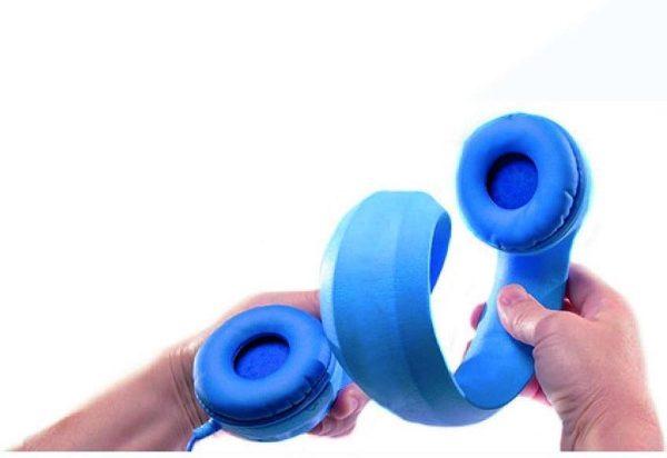 grixx-optimum-kinderkoptelefoon-buigzaam-blauw