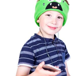 Snuggly Rascals Over-ear kinderkoptelefoon – Monster